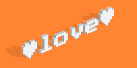 3d text generator - preview